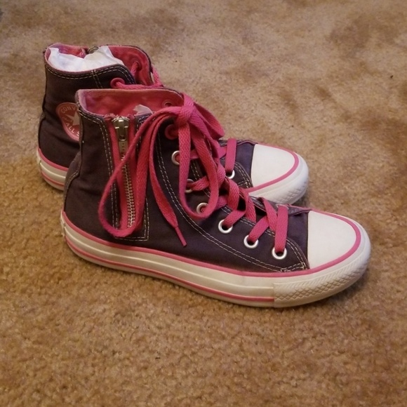 informacje o wersji na świetna jakość świetne dopasowanie Converse All Star athletics shoes